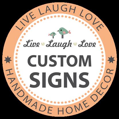 Custom Pallet Signs