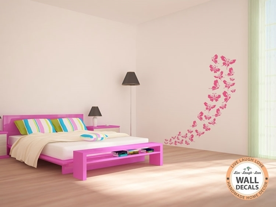 Butterfly Vinyl Wall Art