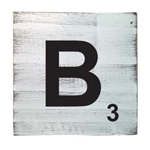 Scrabble Tile - B
