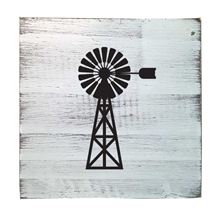 Scrabble Tile - Windmill