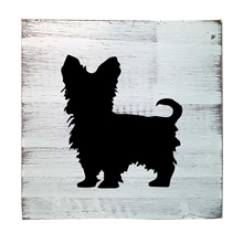 Scrabble Tile - Yorkie