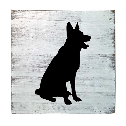 Scrabble Tile - German Shepherd