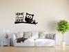 Home Sweet Home Vinyl Wall Art