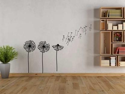 Dandelion Vinyl Wall Art