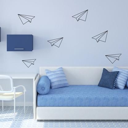 Paper Planes Vinyl Wall Art