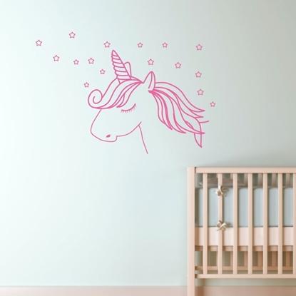 Unicorn Vinyl Wall Art